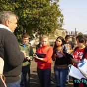 Studenţii în practică, 2008