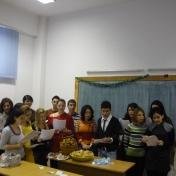 Tradiţionala sebare de Crăciun, decembrie 2008